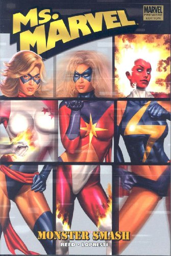 9780785130185: Ms. Marvel Vol. 4: Monster Smash (Mighty Avengers) (v. 4)