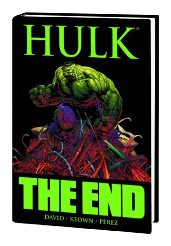 Incredible Hulk: The End (Marvel Premiere Classic) (0785130268) by Peter David