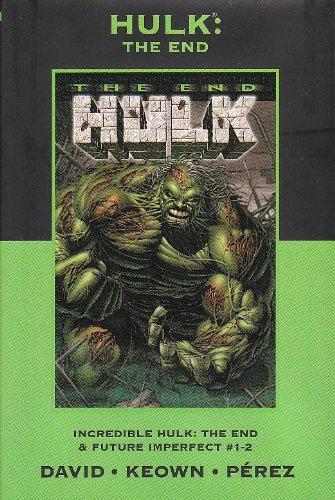 9780785130307: Hulk: The End