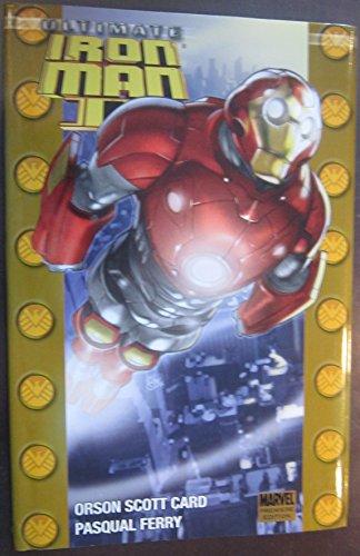 9780785130321: Ultimate Iron Man Vol 2 Premiere HC (Direct Market Edition)