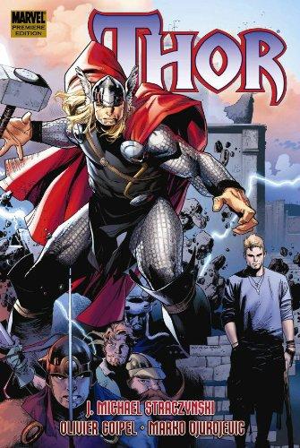 9780785130345: Thor By J. Michael Straczynski Volume 2 Premiere HC: Premiere v. 2