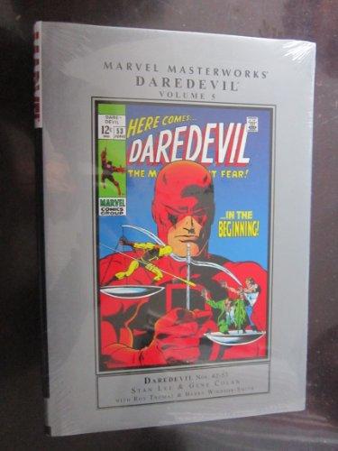 9780785130420: Marvel Masterworks: Daredevil 5