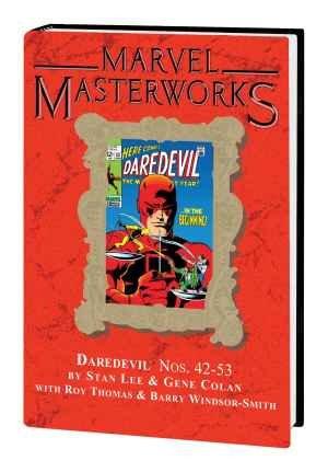 Marvel Masterworks Daredevil Nos. 42-53 - Volume 110: STAN LEE & GENE COLAN