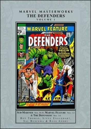 9780785130444: Marvel Masterworks: the Defenders 1