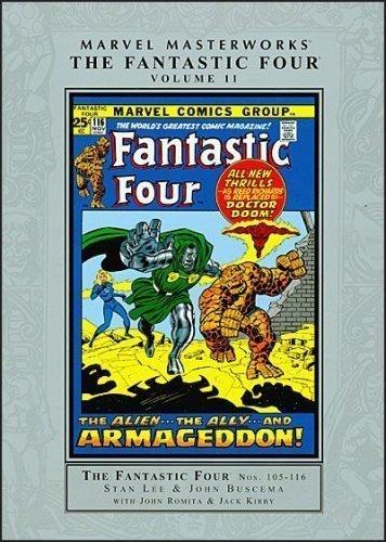 9780785130468: Marvel Masterworks: Fantastic Four 11