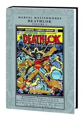 9780785130505: Marvel Masterworks: Deathlok - Volume 1