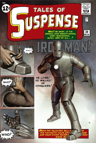 9780785130543: The Invincible Iron Man Omnibus Volume 1 HC Granov Variant: Granov Variant v. 1