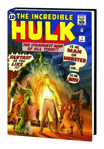 9780785130567: The Incredible Hulk Omnibus Volume 1 HC Ross Variant: Ross Variant v. 1