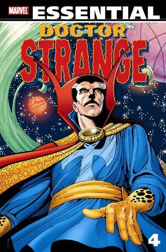9780785130628: Essential Doctor Strange 4