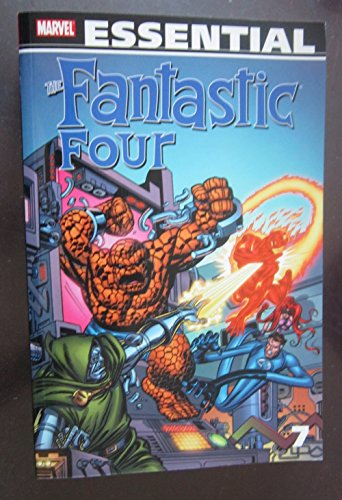 9780785130635: Essential Fantastic Four Volume 7 TPB: v. 7