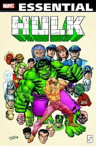 9780785130659: Incredible Hulk (Marvel Essentials, Vol. 5) (v. 5)