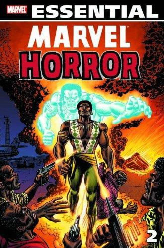 9780785130673: Essential Marvel Horror 2