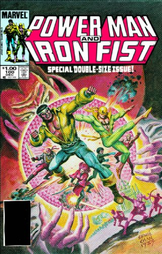 Power Man and Iron Fist (Marvel Essentials,: Claremont, Chris; Barr,