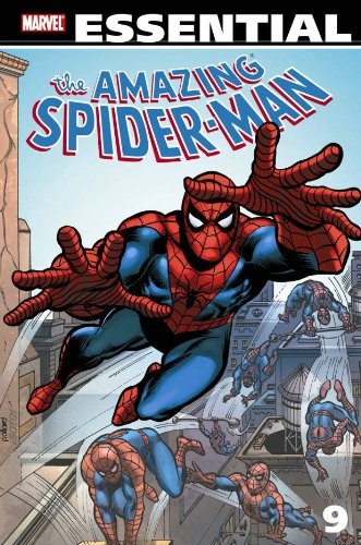 Essential Spider-Man, Vol. 9 (Marvel Essentials) (v. 9)