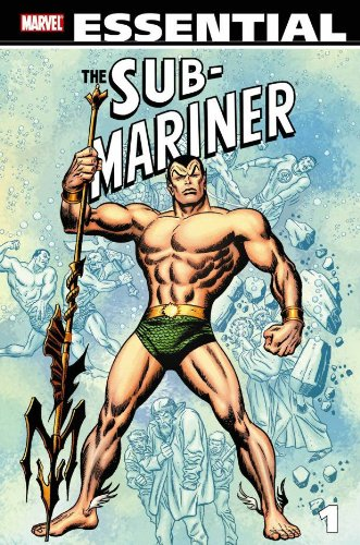 Essential Sub-Mariner, Vol. 1 (Marvel Essentials)