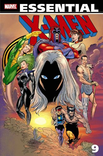 Essential X-Men, Vol. 9 (Marvel Essentials): Chris Claremont