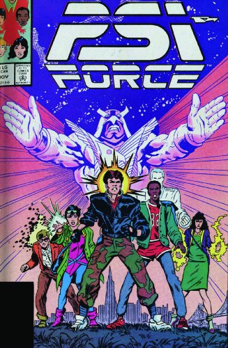 9780785130840: Psi-Force Classic Volume 1 TPB: v. 1 (Graphic Novel Pb)