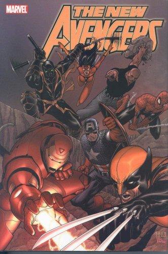 9780785130857: New Avengers Volume 2 HC: v. 2 (Oversized)