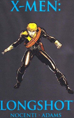9780785130918: X-Men: Longshot Premiere HC
