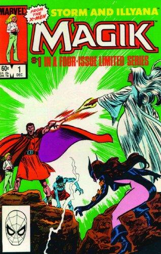 9780785130932: X-Men: Magik - Storm And Illyana Premiere HC
