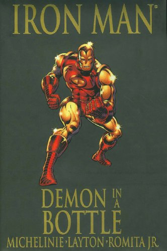 9780785130956: Iron Man: Demon in a Bottle (Marvel Premiere Classic)