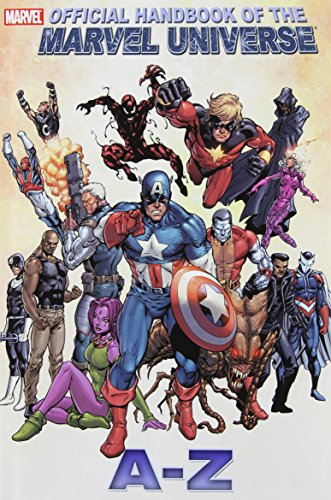 9780785130994: Official Handbook of the Marvel Universe: 2