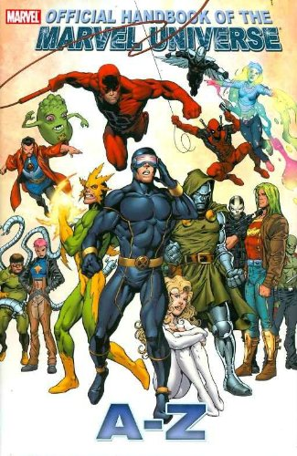 9780785131007: All New Official Handbook of the Marvel Universe A to Z, Vol. 3