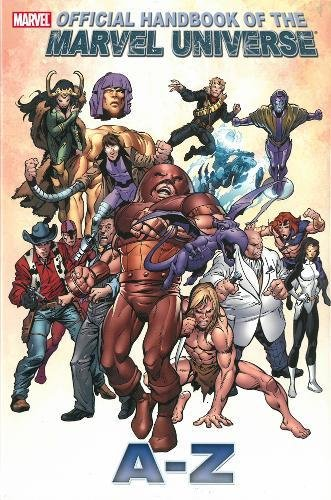 9780785131038: Official Handbook of the Marvel Universe A To Z - Volume 6 (Premiere) (v. 6)