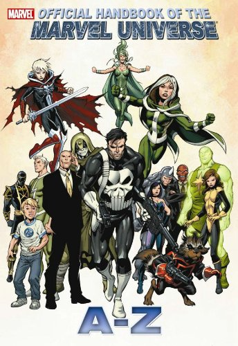 9780785131069: Official Handbook of the Marvel Universe A To Z - Volume 9
