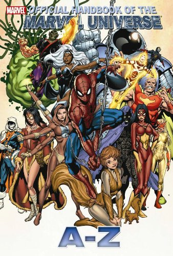 9780785131083: Official Handbook of the Marvel Universe A To Z - Volume 11