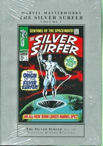 9780785131137: Marvel Masterworks: Silver Surfer 1