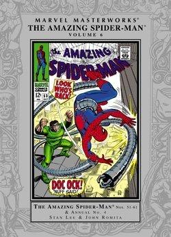 9780785131151: Marvel Masterworks: the Amazing Spider-man 6