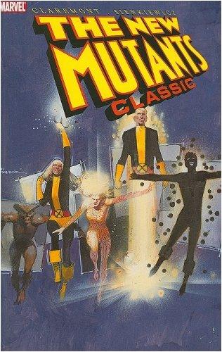 X-Men: New Mutants Classic, Vol. 3: Chris Claremont