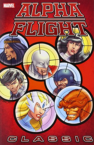 Alpha Flight Classic - Volume 2 (v. 2)