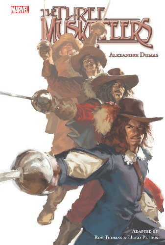 9780785131373: The Three Musketeers Premiere HC (Marvel Classics)