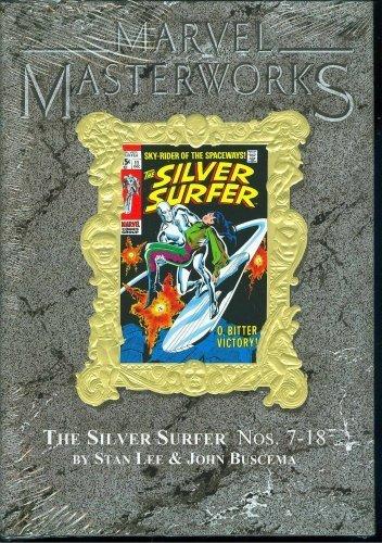 Marvel Masterworks Vol. 19: The Silver Surfer: Lee, Stan
