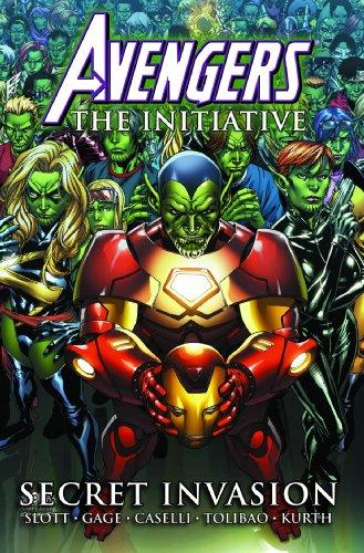 9780785131502: Avengers: The Initiative Volume 3 - Secret Invasion Premiere HC: Initiative - Secret Invasion Premiere v. 3