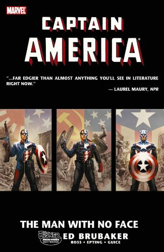 9780785131533: Captain America: The Man With No Face Premiere HC