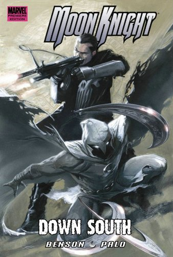 Moon Knight - Volume 5: Down South (0785131582) by Mike Benson