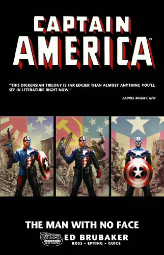 9780785131632: Captain America: The Man With No Face TPB