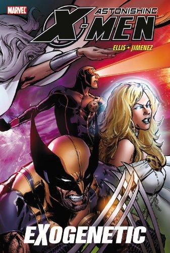 9780785131694: Astonishing X-Men 6: Exogenetic