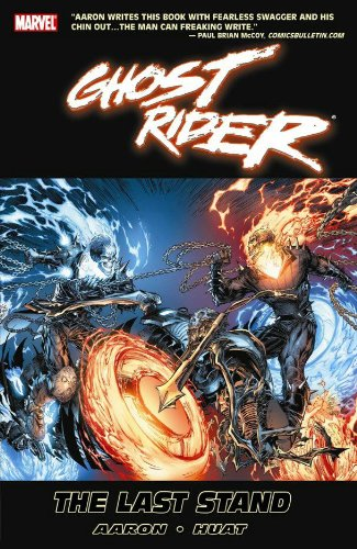 9780785131755: Ghost Rider: The Last Stand TPB (Graphic Novel Pb)