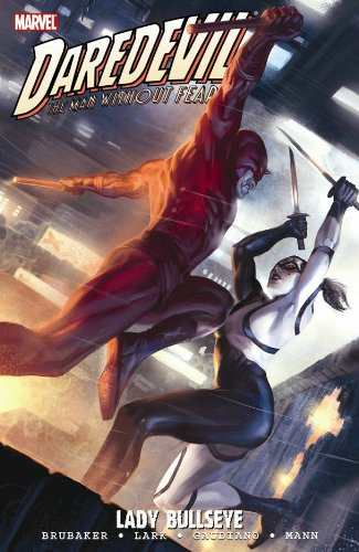 9780785131816: Daredevil: Lady Bullseye TPB (Graphic Novel Pb)