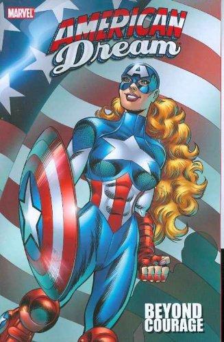 9780785131847: American Dream: Beyond Courage TPB (Graphic Novel Pb)