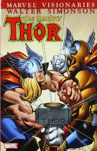 Thor Visionaries - Walter Simonson, Vol. 1 (9780785131892) by Simonson, Walter