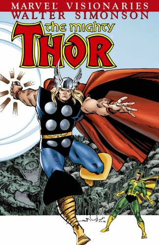 Thor Visionaries - Walter Simonson, Vol. 3: Simonson, Walter
