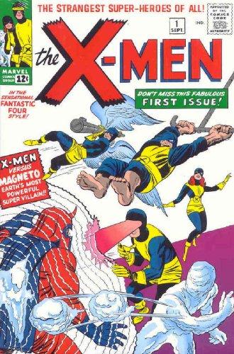 9780785131939: The X-Men Omnibus, Vol. 1