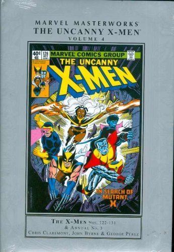 9780785131960: Marvel Masterworks Uncanny X-Men Volume 4