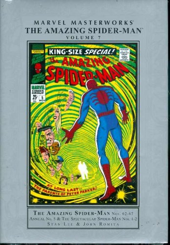 9780785131984: Marvel Masterworks: The Amazing Spider-Man - Volume 7