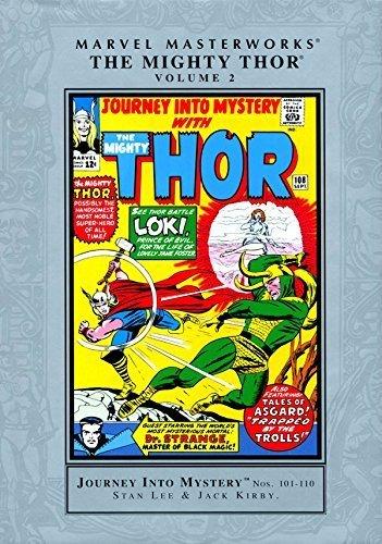 9780785132004: Marvel Masterworks: Mighty Thor 1
